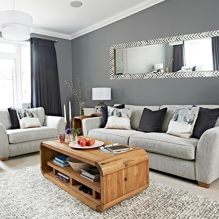 Wohnzimmer Einrichten Farben Einfach On Beabsichtigt Gemutlich For Designs Gem C3 BCtliches 5 ...