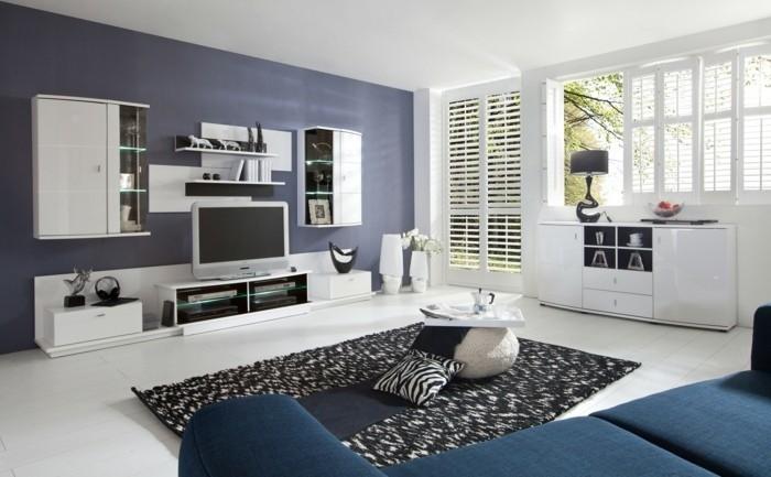 Wohnzimmer Einrichten Farben Fein On In Bezug Auf Unglaublich 6