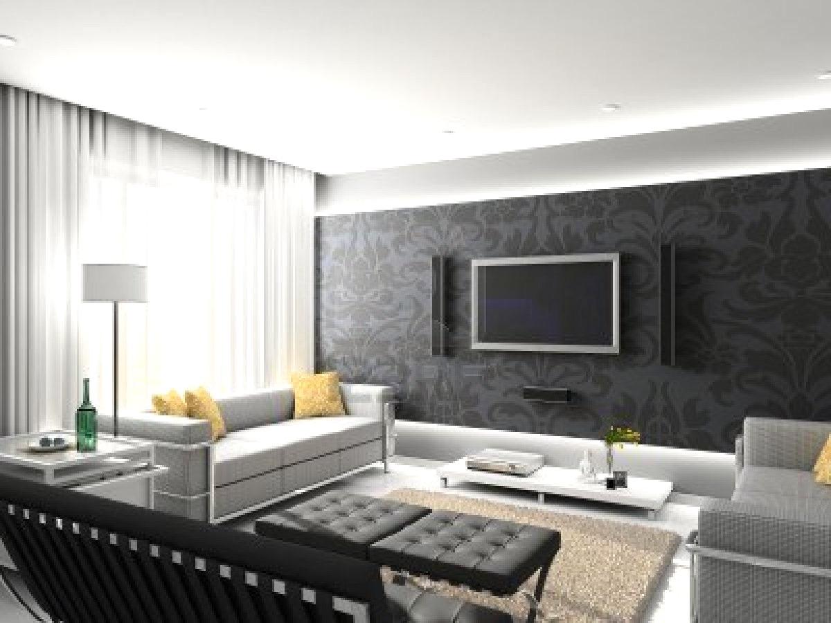 Wohnzimmer Einrichten Kreativ On Auf Einrichtung Design Plan Mit Kleines Modern 7