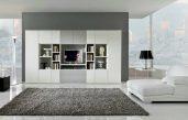 Wohnzimmer Einrichten Weiß Grau