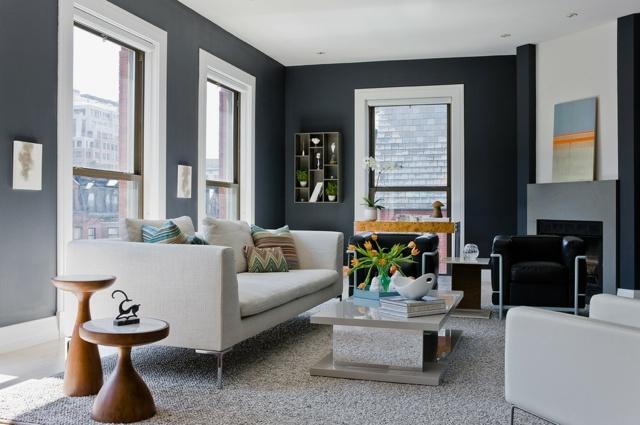 Wohnzimmer Farben 2015