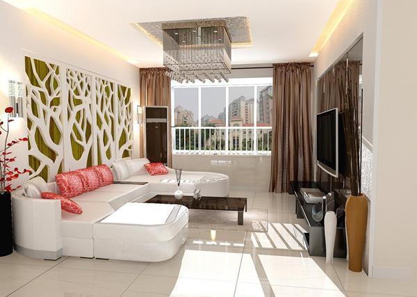 Wohnzimmer Formen Streichen Frisch On Für Ideen Wandgestaltung 3