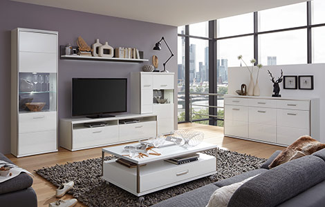 Wohnzimmer Glänzend On In Alle Serien Bei Möbel Höffner Im Überblick 2