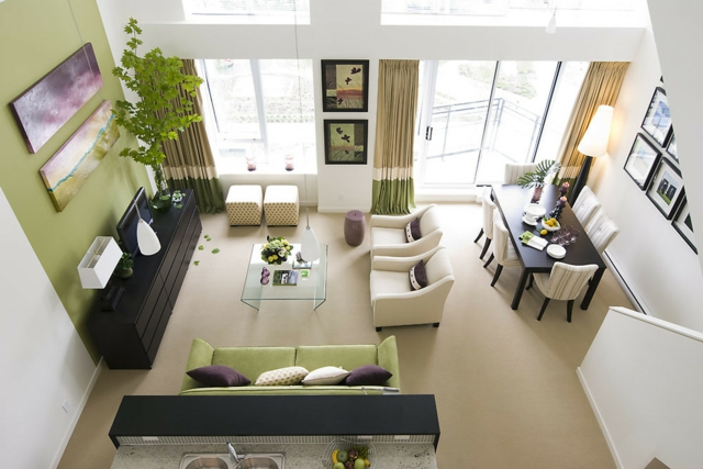 Wohnzimmer Grün Bescheiden On Ideen Mit Farbgestaltung 28 In 4