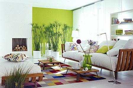 Wohnzimmer Grün Glänzend On Ideen Auf Frischekick Mit Im Bild 3 LIVING AT HOME 1