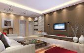 Deckenbeleuchtung Wohnzimmer