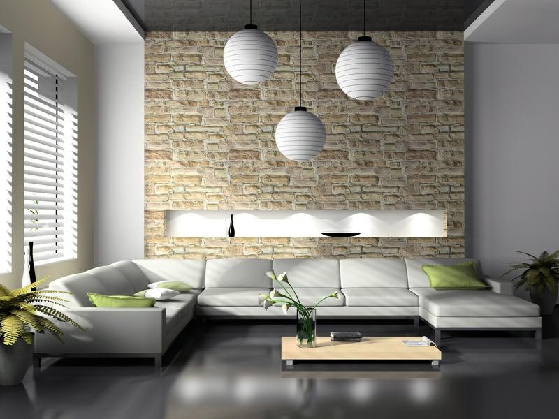 Wohnzimmer Ideen Bescheiden On Auf Gestalten Moderne In 4 9