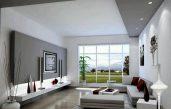 Wohnzimmer Ideen Grau Weiß