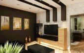 Wohnzimmer Ideen Mit Deckenbalken