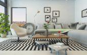 Wohnzimmer Ideen Modern Gemütlich