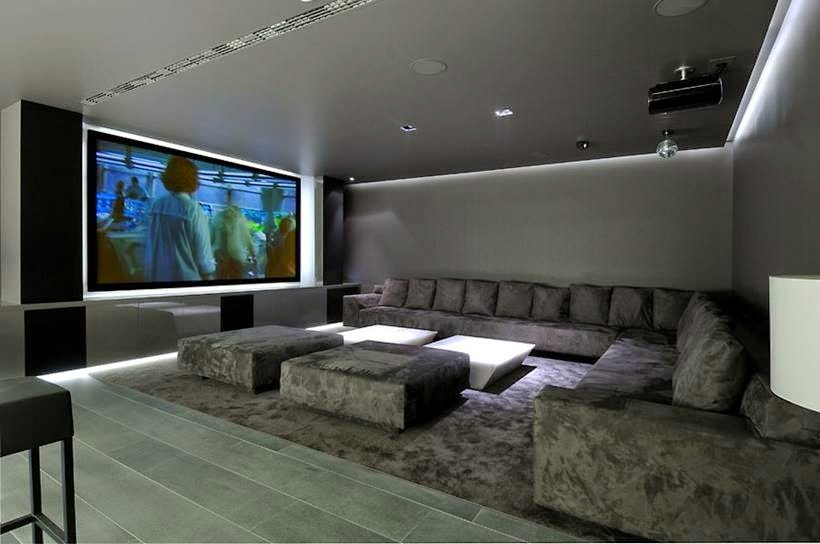 Wohnzimmer Ideen Perfekt On Mit Wohnzimmerideen Garnieren Heimkino 8