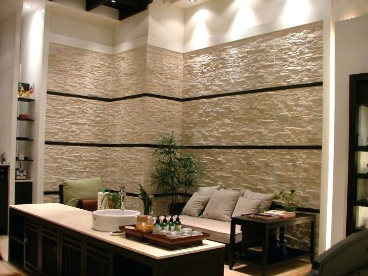 Wohnzimmer Ideen Steinwand Unglaublich On Mit Gestalten Ironi Info 9