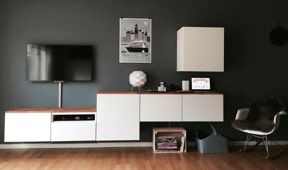 Wohnzimmer Ikea Besta Großartig On In Bezug Auf Uncategorized Fantastisch Regal 4