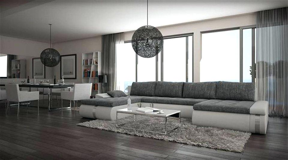 Wohnzimmer In Grau Weiss Bescheiden On Und Weis Schwarz Ama 1 4 Sant Weia 2