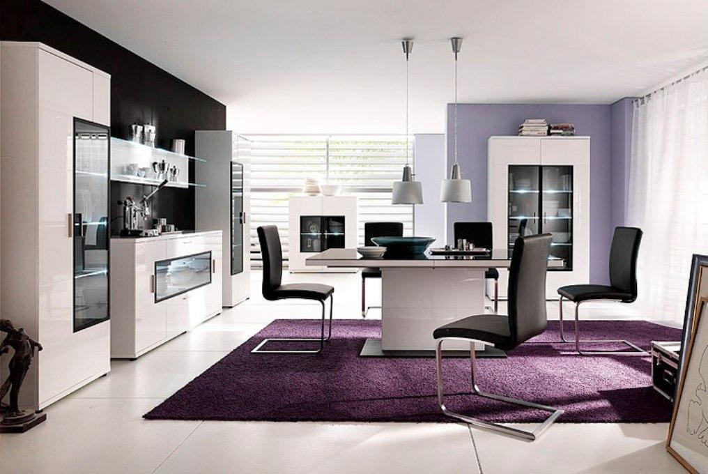 Wohnzimmer In Grau Weiss Imposing On Bezug Auf Lila For Designs Ideen Weis Schon 4