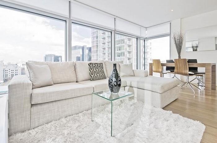 Wohnzimmer In Weiß Beeindruckend On Beabsichtigt 80 Wunderschöne Ideen 8
