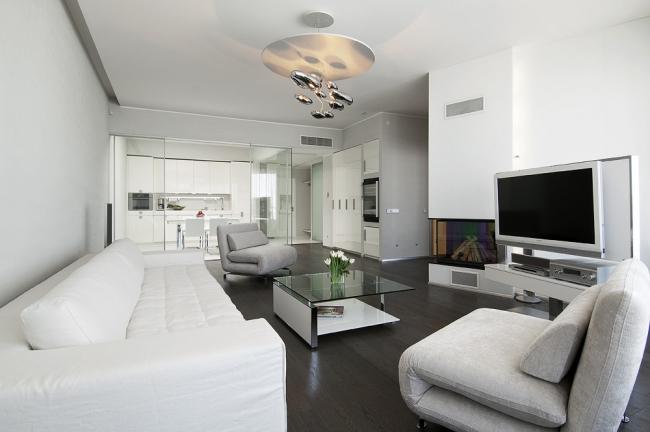 Wohnzimmer In Weiß Frisch On überall Weiss Ikea 5