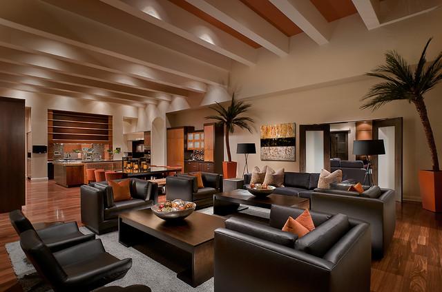 Wohnzimmer Kolonialstil Bescheiden On In Ownby Design Phoenix Von 4