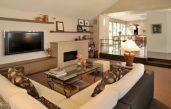 Wohnzimmer Landhaus Modern