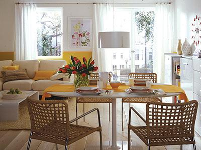 Wohnzimmer Mit Essbereich Gestalten Charmant On In Kleines Einrichten For Designs Bild Von 3