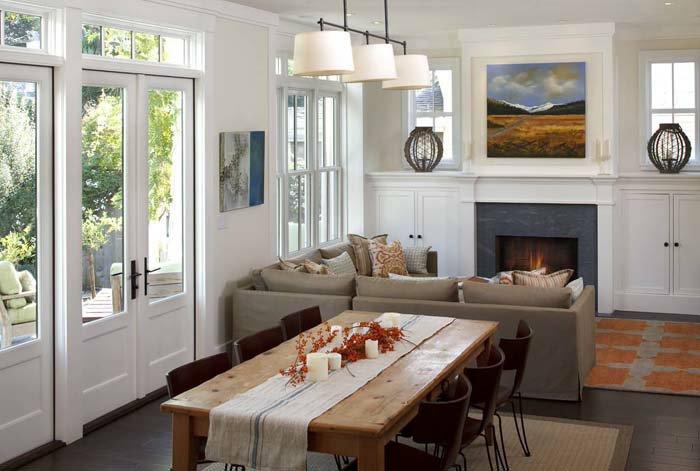Wohnzimmer Mit Essbereich Gestalten Kreativ On Auf Essecke Fur Kleines Einrichten 2