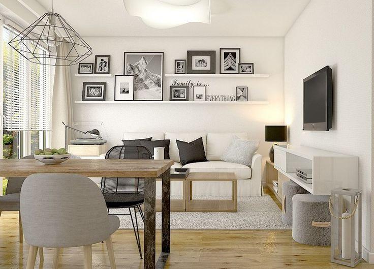 Wohnzimmer Mit Essbereich Gestalten Modern On Und Die Besten 25 Wohn Esszimmer Ideen Auf Pinterest Kleines 5