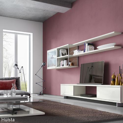 Wohnzimmer Mit Schöne Wandfarben Herrlich On Für Wand In Altrosa Romantische Stimmung Und 4