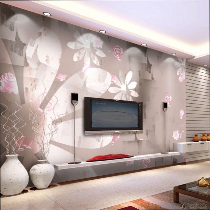 Wohnzimmer Modern Tapezieren Bemerkenswert On In Wohndesign Fantastisch Wohndesigns 8