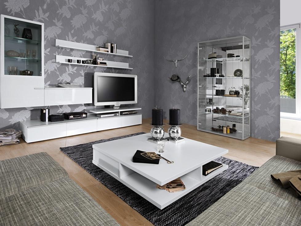 Wohnzimmer Modern Tapezieren Bescheiden On Beabsichtigt Www Sieuthigoi Com 4