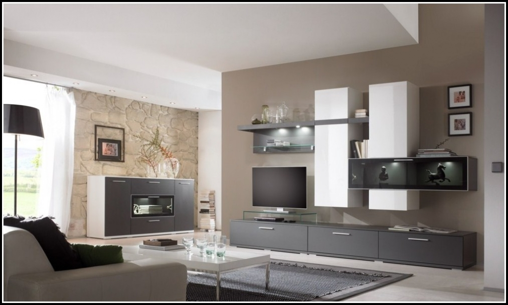Wohnzimmer Modern Tapezieren Bescheiden On In Bezug Auf Emejing Pictures House Design Ideas 1
