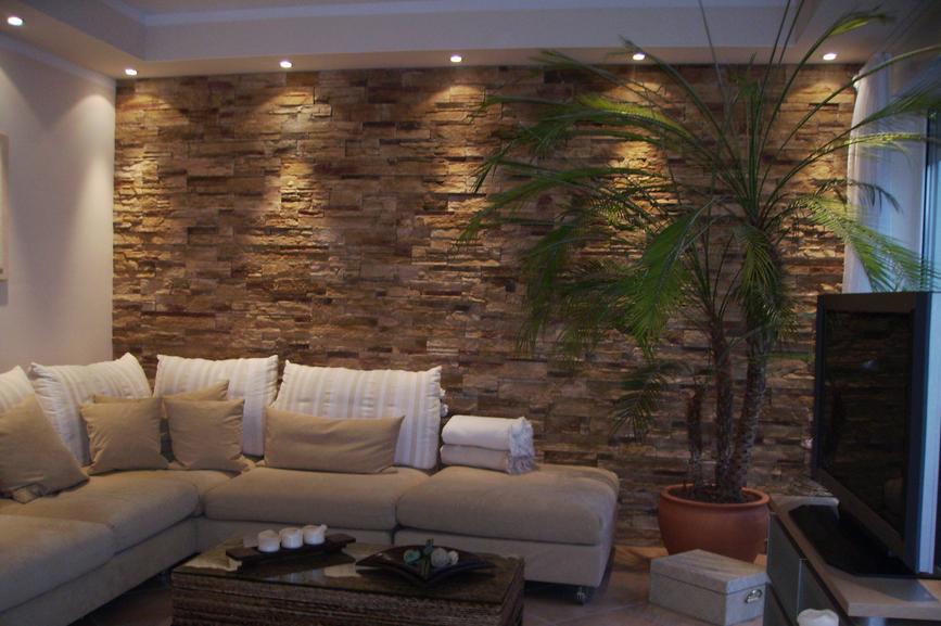 Wohnzimmer Modern Tapezieren Nett On In Wand Liebenswert Wohndesign 5