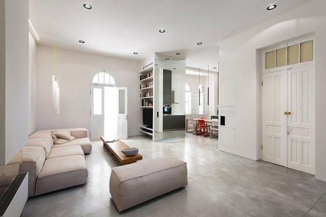 Wohnzimmer Offen Gestaltet
