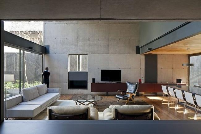 Wohnzimmer Offen Gestaltet Interessant On In Bezug Auf Modernes Gestalten 81 Wohnideen Bilder Deko Und Möbel 1