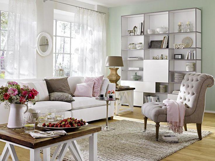 Wohnzimmer Romantisch Beeindruckend On Und 86 Besten Ideen Interessant Einrichten 4