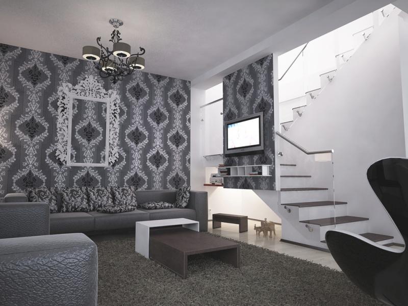 Wohnzimmer Silber Exquisit On Auf Schwarz Beige For Designs Missylaneous 6