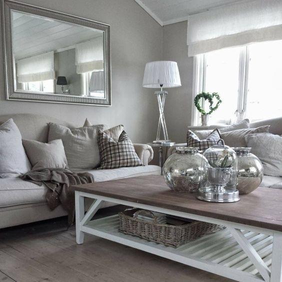 Wohnzimmer Silber Herrlich On Und Dekoration Wohndesign 1
