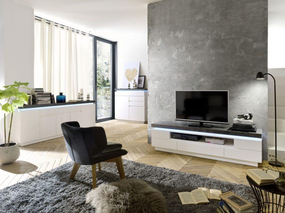 Wohnzimmer Silber Streichen Stilvoll On Und Ideen Tolles Moderne Dekoration 1