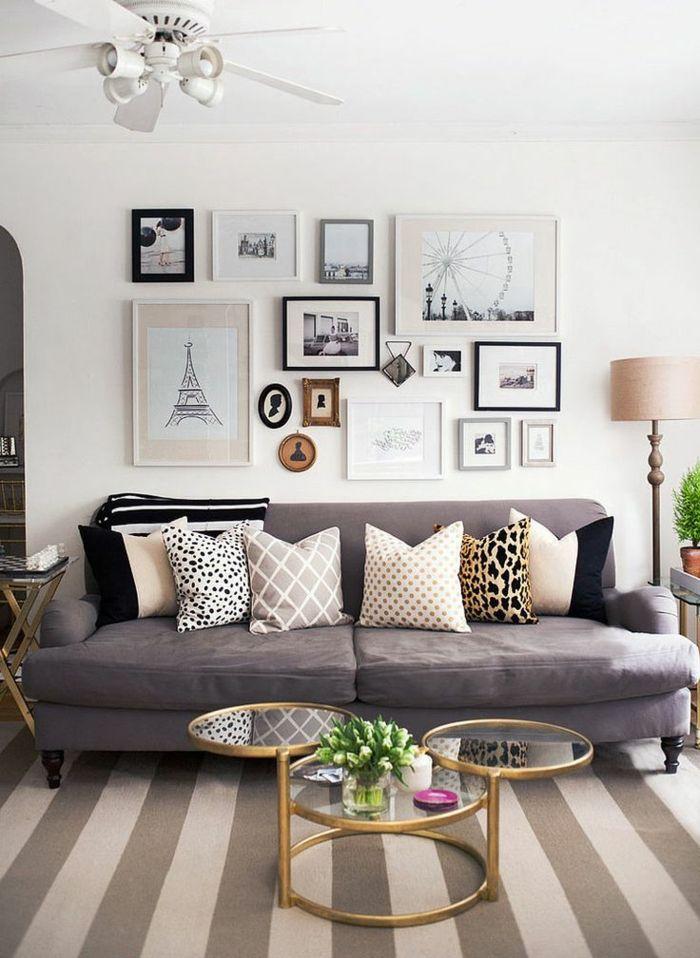 Wohnzimmer Wanddeko Erstaunlich On Und Für Mit Typ Auf Brilliant Dumestudio Com 6