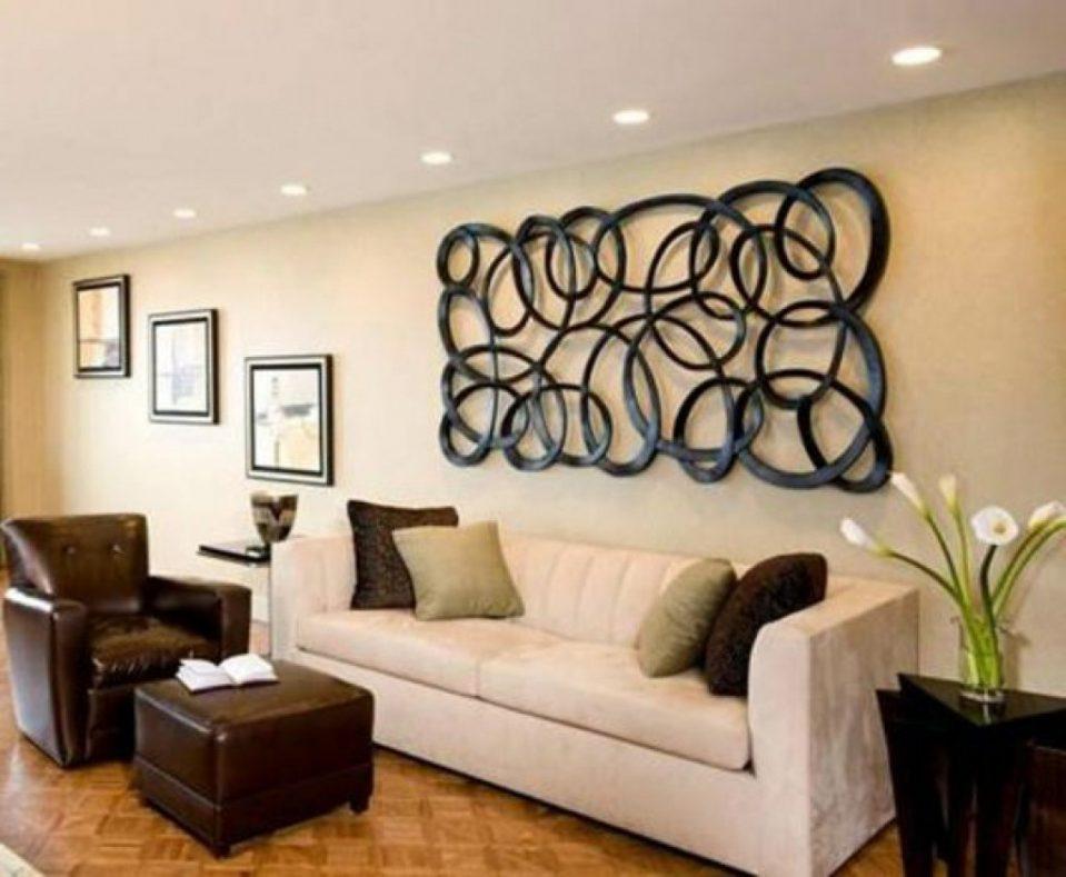 Wohnzimmer Wanddeko Kreativ On Beabsichtigt Uncategorized Kühles Und 4