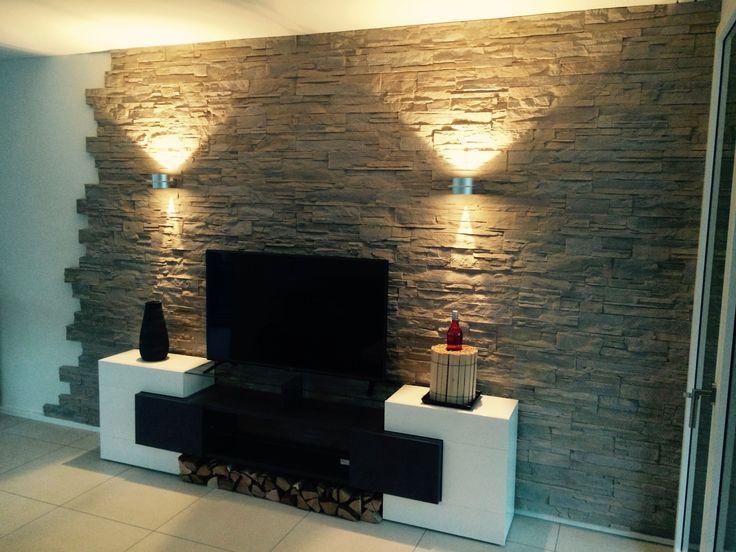 Wohnzimmer Wände Putz Ideen Beeindruckend On Und Landschaft Wandgestaltung Flur 2