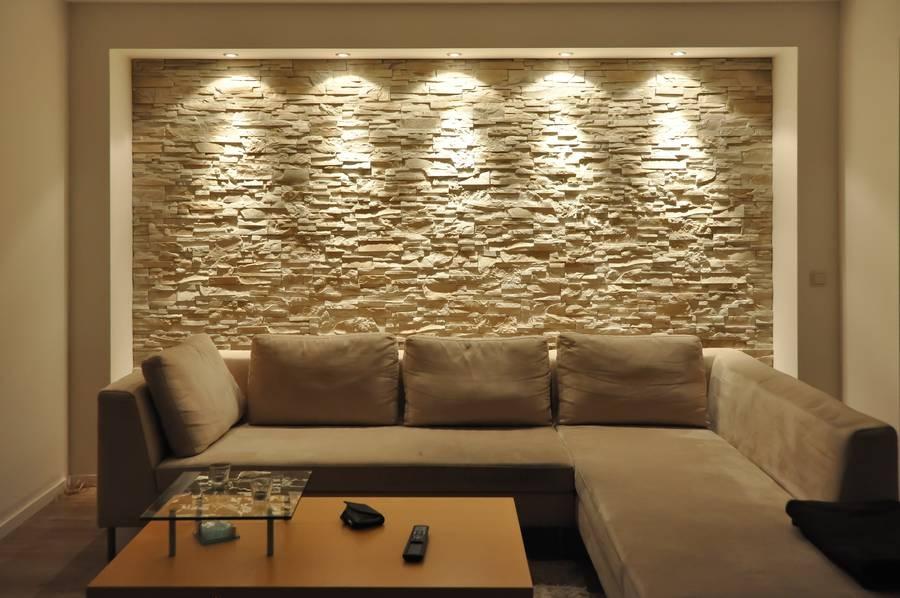 Wohnzimmer Wände Putz Ideen Nett On Beabsichtigt Sungging Wnde Wandgestaltung Flur Home Schön 6