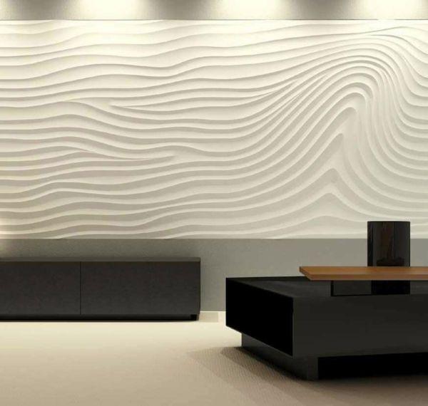 Wohnzimmer Wände Putz Ideen Perfekt On Für Fein Mit Veranda Gut 17 Best 3