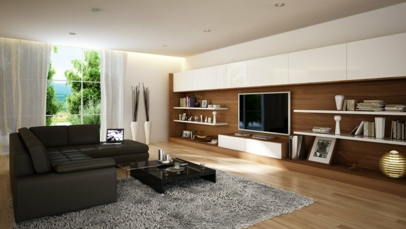 Wohnzimmer Weiß Braun Bemerkenswert On Innerhalb Govconip Com 6