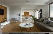 Wonzimmer Einrichtung Modern Holz