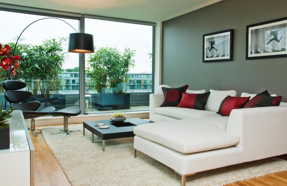 Zimmer Farblich Gestalten Exquisit On Andere Für Innen Und Aussen Architektur 8