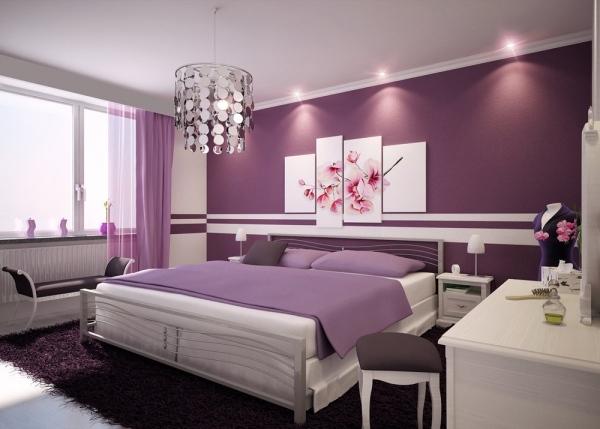 Zimmer Farblich Gestalten Glänzend On Andere Auf Schlafzimmer Mit Farbe Beautiful 4