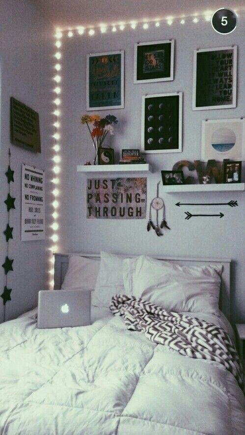 Zimmer Ideen Einfach On Und Die Besten 25 Tumblr Auf Pinterest 9