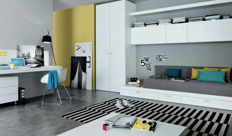 Zimmer Ideen Unglaublich On In Teenager 55 Für Eine Moderne Einrichtung 6