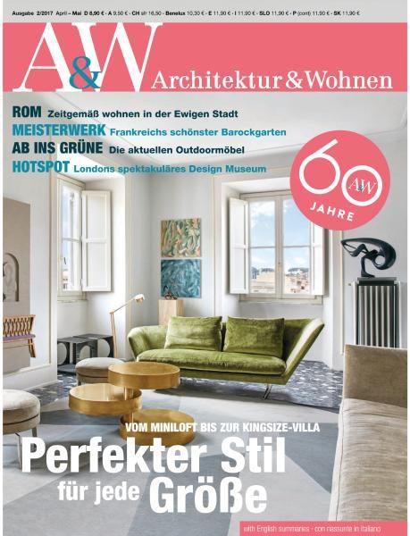 Architektur Und Wohnen Schön On Andere Auf April Mai 2017 PDF Download Free 9