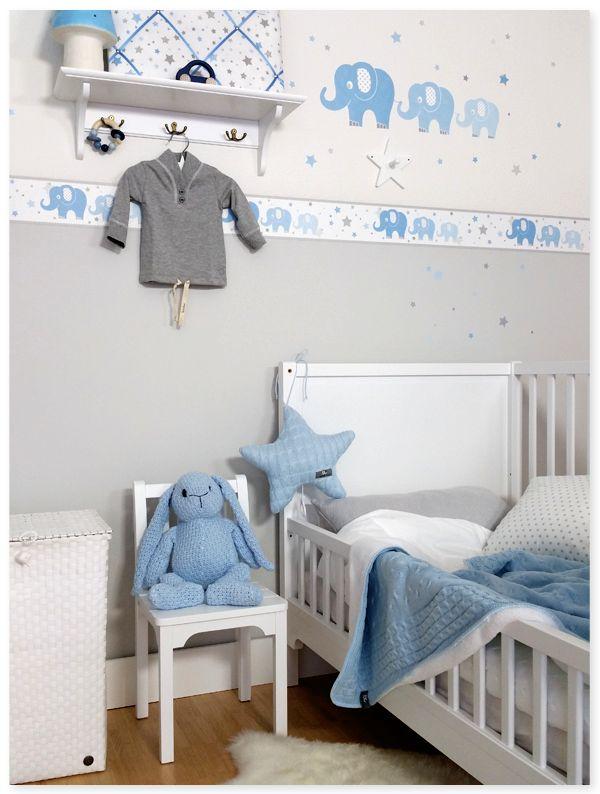 Baby Zimmer Deko Junge